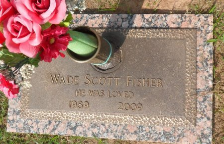 FISHER, WADE SCOTT - Parker County, Texas | WADE SCOTT FISHER - Texas Gravestone Photos