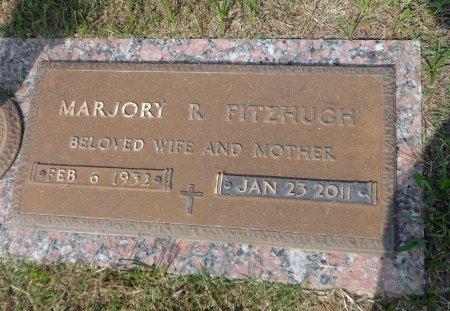 FITZHUGH, MARJORY RAY - Parker County, Texas | MARJORY RAY FITZHUGH - Texas Gravestone Photos
