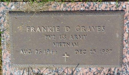 GRAVES (VETERAN VIET), FRANKIE DALE - Parker County, Texas   FRANKIE DALE GRAVES (VETERAN VIET) - Texas Gravestone Photos