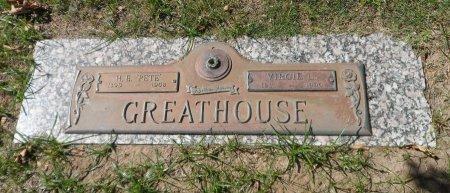 MALLORY GREATHOUSE, VIRGIE LORENE - Parker County, Texas   VIRGIE LORENE MALLORY GREATHOUSE - Texas Gravestone Photos