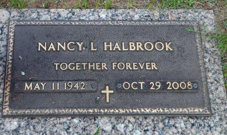 KING HALBROOK, NANCY LORETTA - Parker County, Texas   NANCY LORETTA KING HALBROOK - Texas Gravestone Photos