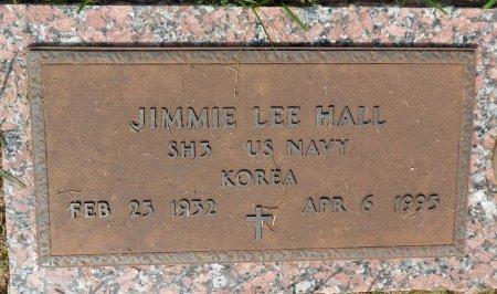 HALL (VETERAN  KOR), JIMMIE LEE - Parker County, Texas | JIMMIE LEE HALL (VETERAN  KOR) - Texas Gravestone Photos