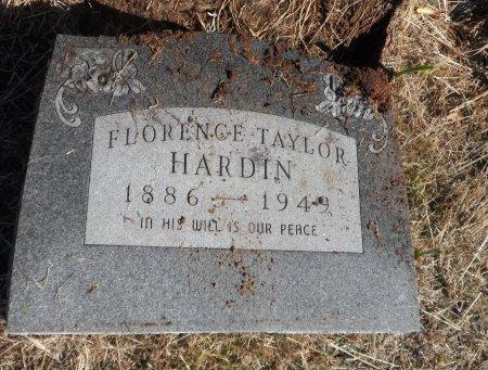 HARDIN, FLORENCE LOVE - Parker County, Texas   FLORENCE LOVE HARDIN - Texas Gravestone Photos