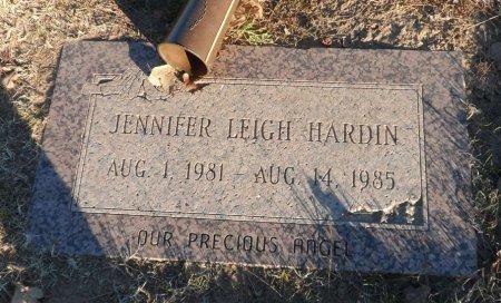 HARDIN, JENNIFER LEIGH - Parker County, Texas | JENNIFER LEIGH HARDIN - Texas Gravestone Photos