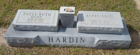 HARDIN, PATSY RUTH - Parker County, Texas   PATSY RUTH HARDIN - Texas Gravestone Photos