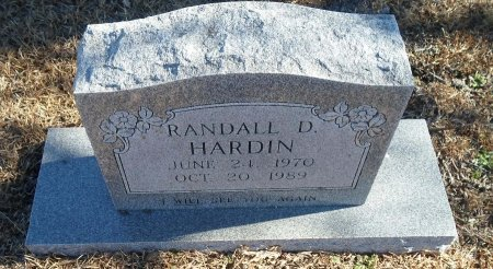 HARDIN, RANDALL DEWAYNE - Parker County, Texas   RANDALL DEWAYNE HARDIN - Texas Gravestone Photos