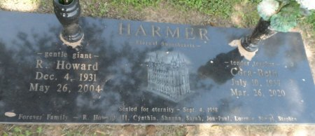 HASSELL HARMER, CORA BETH - Parker County, Texas | CORA BETH HASSELL HARMER - Texas Gravestone Photos