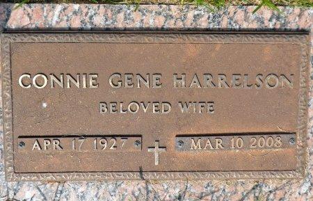 HARRELSON, CONNIE GENE - Parker County, Texas | CONNIE GENE HARRELSON - Texas Gravestone Photos