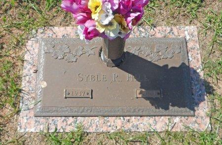 HILL, SYBLE RHEA - Parker County, Texas | SYBLE RHEA HILL - Texas Gravestone Photos