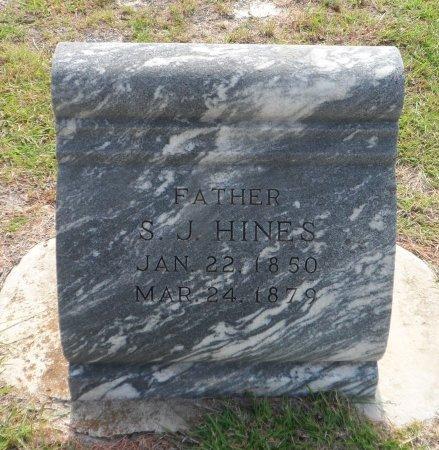 HINES, SOLOMON - Parker County, Texas | SOLOMON HINES - Texas Gravestone Photos