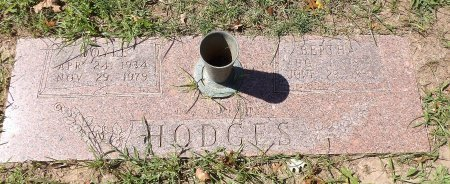 HODGES, BERTHA DELORES - Parker County, Texas | BERTHA DELORES HODGES - Texas Gravestone Photos