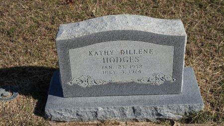 HODGES, KATHY DILLENE - Parker County, Texas | KATHY DILLENE HODGES - Texas Gravestone Photos