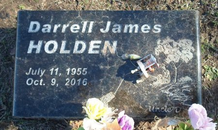 HOLDEN, DARRELL JAMES - Parker County, Texas   DARRELL JAMES HOLDEN - Texas Gravestone Photos