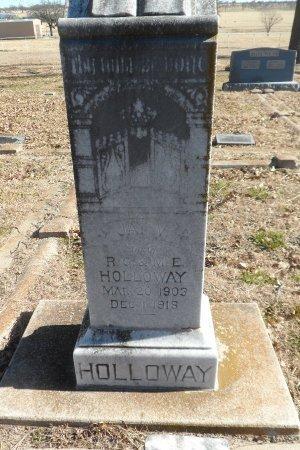 HOLLOWAY, JAY VIRGIL - Parker County, Texas   JAY VIRGIL HOLLOWAY - Texas Gravestone Photos