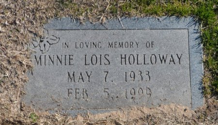 SNEED HOLLOWAY, MINNIE LOIS - Parker County, Texas   MINNIE LOIS SNEED HOLLOWAY - Texas Gravestone Photos