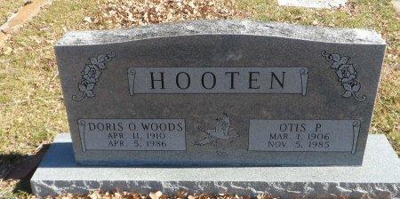 WOODS HOOTEN, DORIS OLA - Parker County, Texas | DORIS OLA WOODS HOOTEN - Texas Gravestone Photos