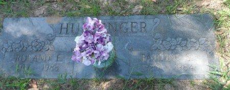 HUNSINGER, ROLAND EDWARD - Parker County, Texas | ROLAND EDWARD HUNSINGER - Texas Gravestone Photos