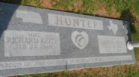 HARRIS HUNTER, LORITA MAE - Parker County, Texas | LORITA MAE HARRIS HUNTER - Texas Gravestone Photos