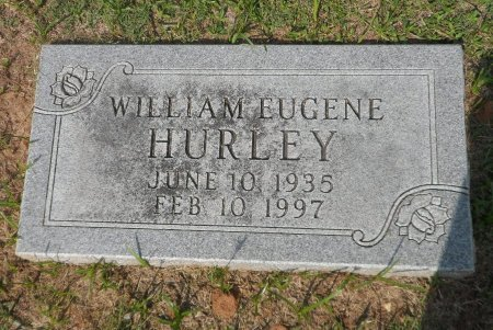 HURLEY, WILLIAM EUGENE - Parker County, Texas   WILLIAM EUGENE HURLEY - Texas Gravestone Photos
