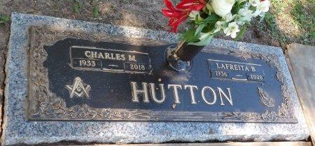 BAILEY HUTTON, LAFREITA MARGUERITE - Parker County, Texas   LAFREITA MARGUERITE BAILEY HUTTON - Texas Gravestone Photos