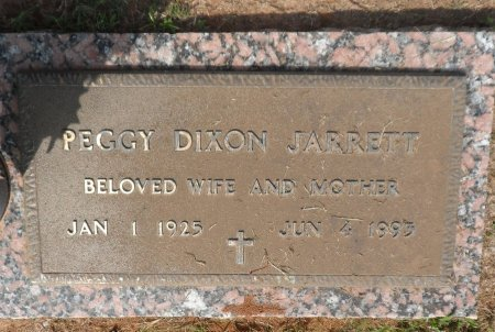 JARRETT, PEGGY COLLEEN - Parker County, Texas | PEGGY COLLEEN JARRETT - Texas Gravestone Photos
