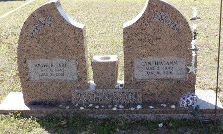 JOHNSON, CYNTHIA ANN - Parker County, Texas | CYNTHIA ANN JOHNSON - Texas Gravestone Photos