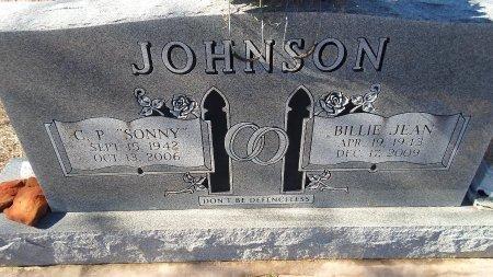 JOHNSON, CHARLES PORTOR - Parker County, Texas | CHARLES PORTOR JOHNSON - Texas Gravestone Photos