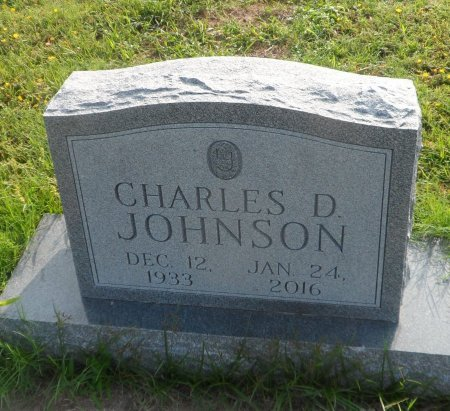 JOHNSON, CHARLES DAVID - Parker County, Texas | CHARLES DAVID JOHNSON - Texas Gravestone Photos