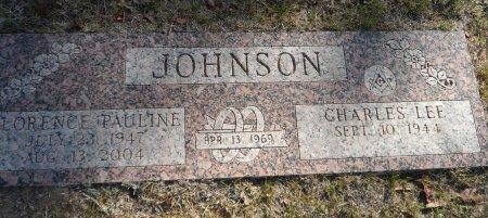 JOHNSON, FLORENCE PAULINE - Parker County, Texas | FLORENCE PAULINE JOHNSON - Texas Gravestone Photos