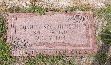 JOHNSON, HELEN FAYE - Parker County, Texas   HELEN FAYE JOHNSON - Texas Gravestone Photos