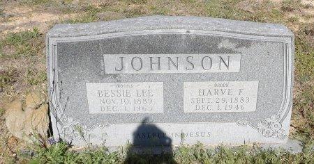JOHNSON, BESSIE LEE - Parker County, Texas | BESSIE LEE JOHNSON - Texas Gravestone Photos