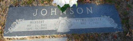 JOHNSON, VELMA ESTELLE - Parker County, Texas | VELMA ESTELLE JOHNSON - Texas Gravestone Photos