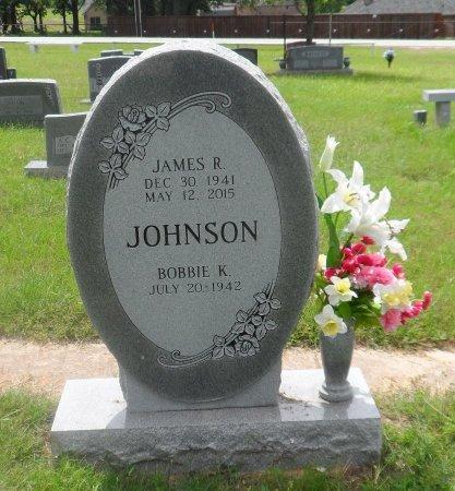JOHNSON, JAMES R. - Parker County, Texas | JAMES R. JOHNSON - Texas Gravestone Photos