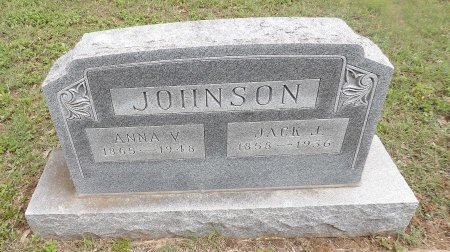 JOHNSON, ANNA CIOLET - Parker County, Texas | ANNA CIOLET JOHNSON - Texas Gravestone Photos
