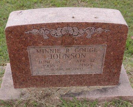 JOHNSON, MINNIE ROXIE - Parker County, Texas | MINNIE ROXIE JOHNSON - Texas Gravestone Photos