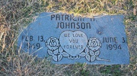 JOHNSON, PATRICIA A - Parker County, Texas   PATRICIA A JOHNSON - Texas Gravestone Photos