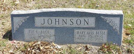 JOHNSON, ROY EDWARD - Parker County, Texas   ROY EDWARD JOHNSON - Texas Gravestone Photos