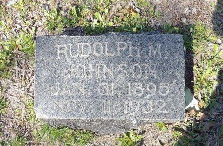 JOHNSON, RUDOLPH M. - Parker County, Texas | RUDOLPH M. JOHNSON - Texas Gravestone Photos