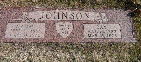 JOHNSON, NAOMI - Parker County, Texas | NAOMI JOHNSON - Texas Gravestone Photos