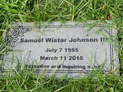 JOHNSON, SAMUEL WISTAR - Parker County, Texas   SAMUEL WISTAR JOHNSON - Texas Gravestone Photos