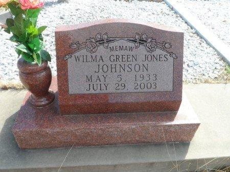 JOHNSON, WILMA JOYCE - Parker County, Texas | WILMA JOYCE JOHNSON - Texas Gravestone Photos