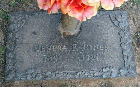 JONES, DEVERA ELLEN - Parker County, Texas | DEVERA ELLEN JONES - Texas Gravestone Photos