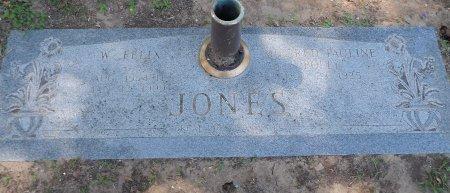 GRAVES JONES, DORIS LOUISE - Parker County, Texas | DORIS LOUISE GRAVES JONES - Texas Gravestone Photos