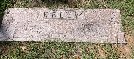 BLOYD KELLY, JOYCE MARIE - Parker County, Texas | JOYCE MARIE BLOYD KELLY - Texas Gravestone Photos
