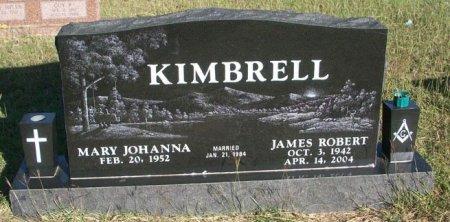 KIMBRELL, JAMES ROBERT - Parker County, Texas   JAMES ROBERT KIMBRELL - Texas Gravestone Photos