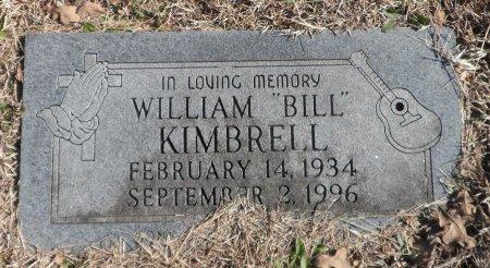 KIMBRELL, WILLIAM ELARRIS - Parker County, Texas | WILLIAM ELARRIS KIMBRELL - Texas Gravestone Photos