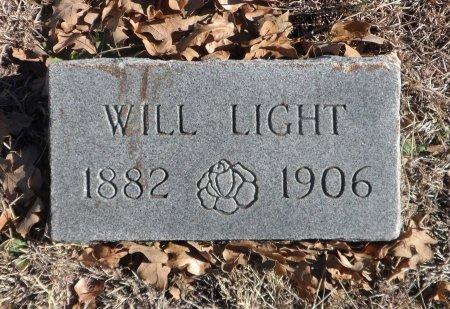 LIGHT, WILL - Parker County, Texas   WILL LIGHT - Texas Gravestone Photos