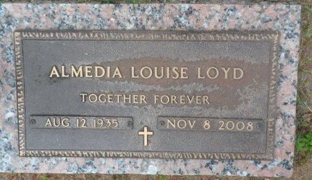 LOYD, ALMEDIA LOUISE - Parker County, Texas | ALMEDIA LOUISE LOYD - Texas Gravestone Photos