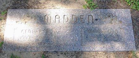 MADDEN, MILDRED - Parker County, Texas | MILDRED MADDEN - Texas Gravestone Photos