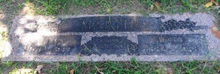 MARTIN, AARON - Parker County, Texas | AARON MARTIN - Texas Gravestone Photos